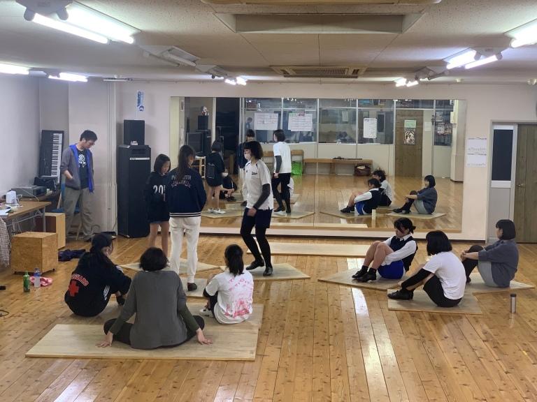 タップダンスクラス