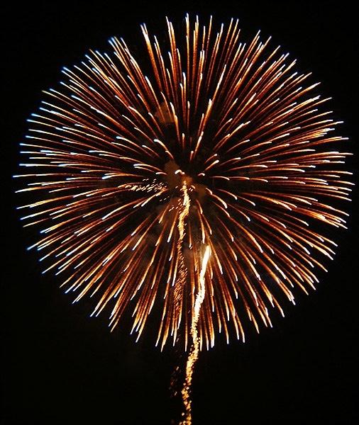 打ち上げ花火の準備は盛大にするものの、上がった花火はしょぼいし、後の火の始末もしないということかな?